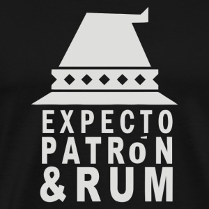 Expecto Patron Rum - Men's Premium T-Shirt