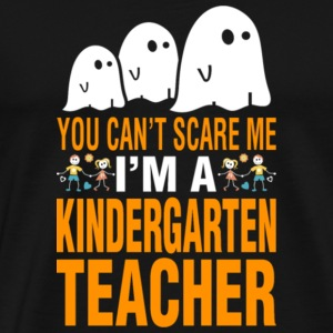 Halloween You Cant Scare Me Shirt High Quality - Men's Premium T-Shirt