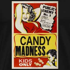 Candy Madness Halloween - Men's Premium T-Shirt