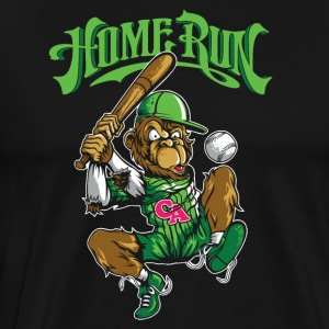Home Run CA - Men's Premium T-Shirt