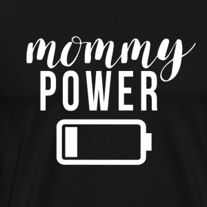 Mommy Power - Men's Premium T-Shirt