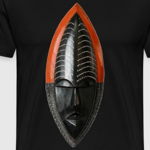 DECORATION MASK - Men's Premium T-Shirt
