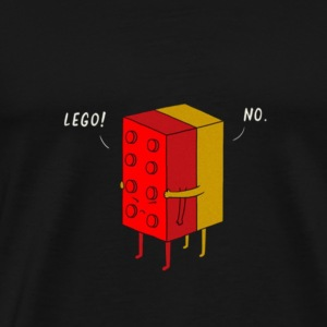 lego!! - Men's Premium T-Shirt