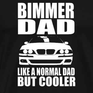 dad bimmer - Men's Premium T-Shirt