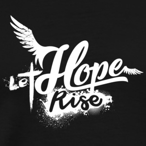 Let Hope Rise - Men's Premium T-Shirt