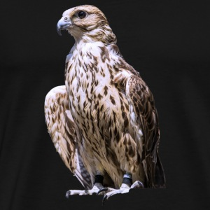 raptor eagle adler - Men's Premium T-Shirt
