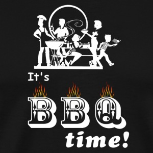 Barbecue Party Time - Men's Premium T-Shirt