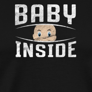 Baby Inside - Men's Premium T-Shirt
