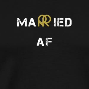 married af - Men's Premium T-Shirt