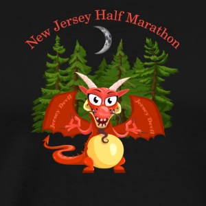 New Jersey Devil Running Tee - Men's Premium T-Shirt