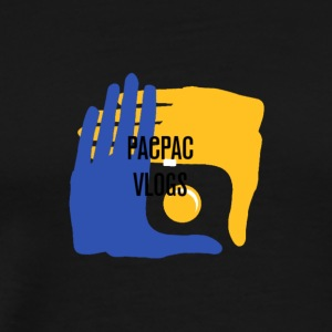 PACPAC VLOGS - Men's Premium T-Shirt