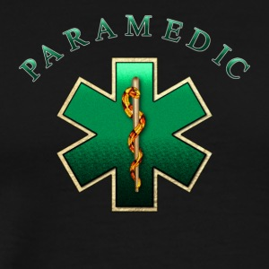 Paramedic (Emerald) - Men's Premium T-Shirt