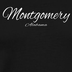 Alabama Montgomery US DESIGN EDITION - Men's Premium T-Shirt