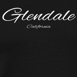 California Glendale US DESIGN EDITION - Men's Premium T-Shirt
