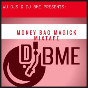 MONEY BAG MAGICK MIXTAPE - Men's Premium T-Shirt