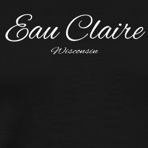 Wisconsin Eau Claire US DESIGN EDITION - Men's Premium T-Shirt