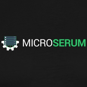 microserum blanc grand - Men's Premium T-Shirt