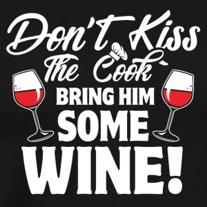 Bring him some wine - Men's Premium T-Shirt