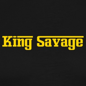 King Savage - Men's Premium T-Shirt