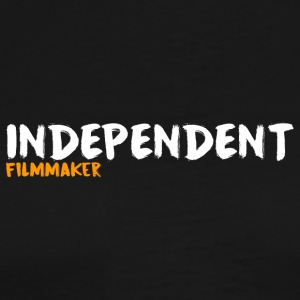 Independent filmmaker - Men's Premium T-Shirt