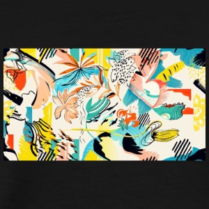 Jungle colors - Men's Premium T-Shirt