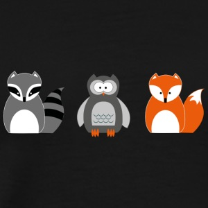 owl221 - Men's Premium T-Shirt