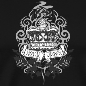 ROYAL CROWN - Men's Premium T-Shirt