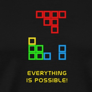 Everything is possible - Men's Premium T-Shirt