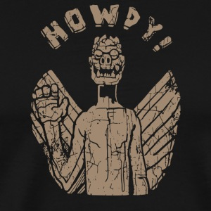 Captain Howdy - Men's Premium T-Shirt