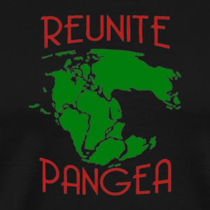 Funny Reunite Pangea - Men's Premium T-Shirt