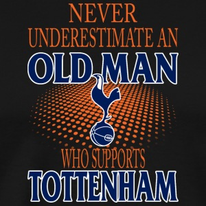 Tottenham Love shirt - Men's Premium T-Shirt