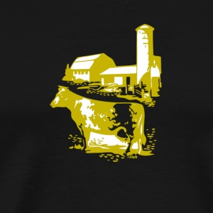 The Farm - Alternate - Men's Premium T-Shirt