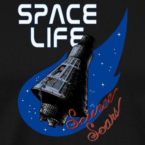 Space Life Capsule - Men's Premium T-Shirt