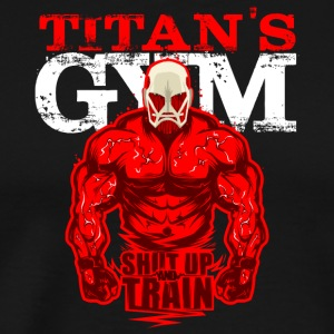 Titan's GYM - Men's Premium T-Shirt
