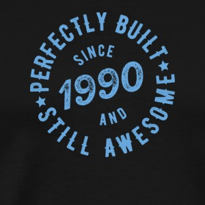 Born in 1990 T-Shirt - Men's Premium T-Shirt