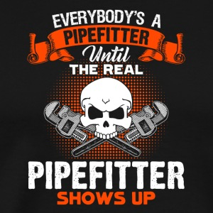 Pipefitter Tee Shirt - Men's Premium T-Shirt