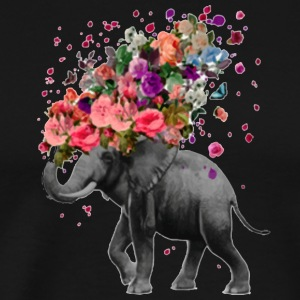 Elephant Splash - Men's Premium T-Shirt