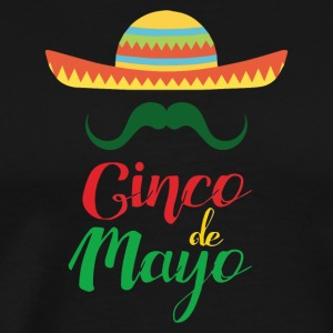 cinco de mayo holiday - Men's Premium T-Shirt