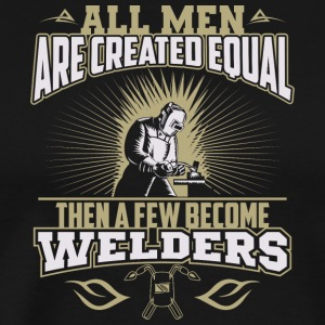 Welders Novelty - Men's Premium T-Shirt