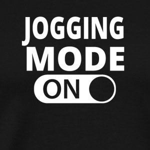 MODE ON JOGGING - Men's Premium T-Shirt