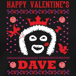League Of Gentlemen Papa Lazarou Happy Valentine's - Men's Premium T-Shirt