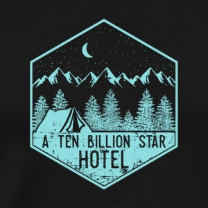A Ten Billion Star Hotel - Men's Premium T-Shirt