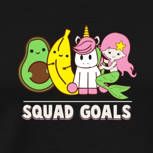 Squad Goals - Men's Premium T-Shirt