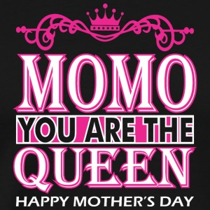 Momo You Are The Queen Happy Mothers Day - Men's Premium T-Shirt