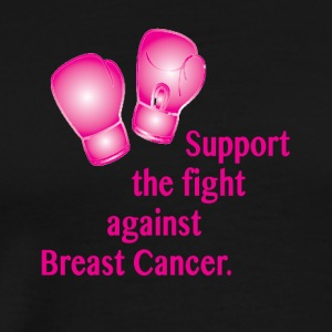 Breast Cancer October 2017 - Men's Premium T-Shirt