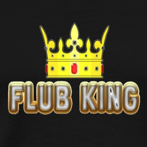 The Flub King! (Series 1) - Men's Premium T-Shirt