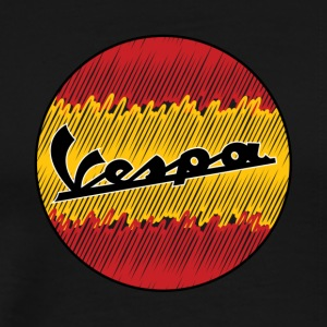 spain-vespa - Men's Premium T-Shirt