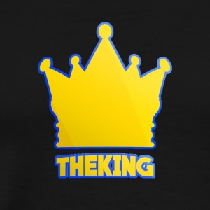 The kings - Men's Premium T-Shirt