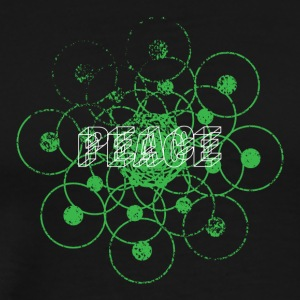 Peace Circles - Men's Premium T-Shirt