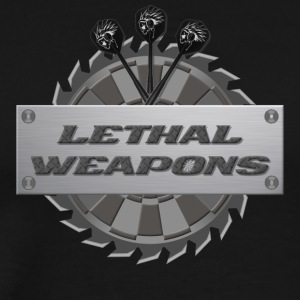 Lethal Weapons - Men's Premium T-Shirt